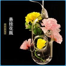 clear cheap wholesale vase antique glass flower vase