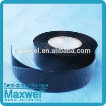 replaces semi-conducting layer beneath metallic shield of damaged cables semi conducting tape
