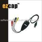 EzCAP USB Video Grabber with Audio