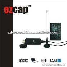 EzCAP USB DVB-T &FM/DAB/DAB+dongle,EzTV,DVB-T-EzTV668