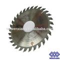 china fabricante de la hoja de sierra de corte transversal sierra