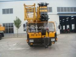 Telescopic boom Top quality as xcmg 35 ton hydraulic truck Crane