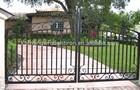 Wrought Iron Main Gate Design Of Europe