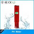 عالية الدقة حجم الجيب 0.1 ph متر ph مع atc 0-14 قياس درجة الحموضة نطاق