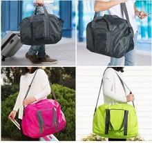 Lightweight Waterproof Nylon Shoulder Bag Foldable Travel Bag