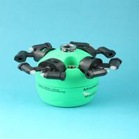 ESD prevention Industrial Compatible Designed Fog Jet Cooling Mist Nozzle