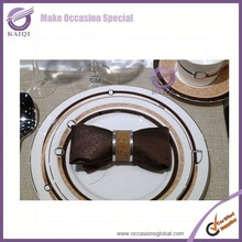 k3487 Dinnerware set Decorative hot sale ceramic Plate with flower shaped