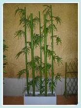 De bambú artificiales, madera del árbol, de bambú decoración de la planta