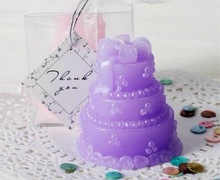 New Arrival Pure Handmade Wedding Birthday Party New Year Cake Candle Candles