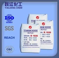 SiO2 Coating used Titanium dioxide Rutile grade