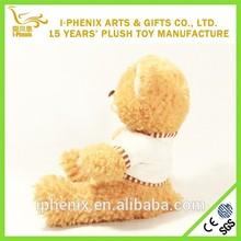 Stuffed Animal T-shirt Bear Stuffed Plush Teddy Bear Toy