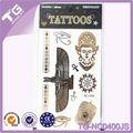 Tatuagem de caneta gel, amostra grátis de tatuagem, tatuagem temporária mangas