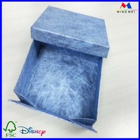 Silk Special Paper Made Custom Foldable Paper Gift Boxes -Cosmetic ,Garment,Electronics Packing Box