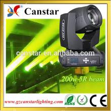 Sharpy 5R 200w beam moving head light