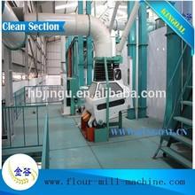 flour mill programme