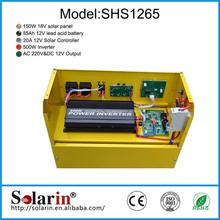 Low Price low price solar system mobile kit