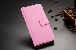 Smart Phone Magnetic Flip Case Stand Cover Card Holder Book Leather Case for Alcatel One Touch Idol OT6036