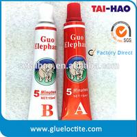 Flexible adhesive Quick Epoxy Glue transparent AB glue epoxy resin