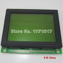 128*64 Yellow Screen Dot-matrix Graphic LCD Module With Fonts, 98.0(W)x60.0(H)x13.5(T)mm (No. 12864KDLYY-EGB)
