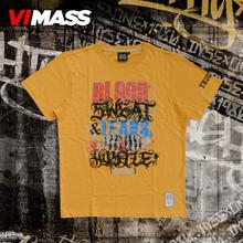 Fancy printed men's t-shirt, custom cheap custom t-shirt China manufacture