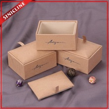 New Style Small Kraft Gift Boxes for Sale with Logo