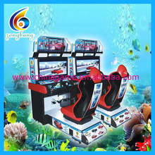 Best quality top sell arcade game center adult racing machine