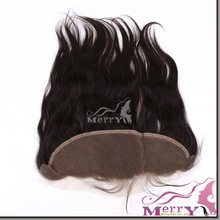 beauty remy indian straight hair cheap full lace front closure piece