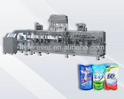 Most popular bottom price high speed small cake packing machine(auto fill machine,automatic printing machine)