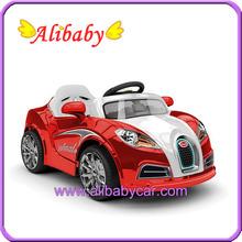 Alison mais novo C00216 elétrico recarregável kit de conversão de carro corrida kid brinquedos