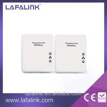 200Mbps Powerline Network Mini Homeplug AV Ethernet Bridge