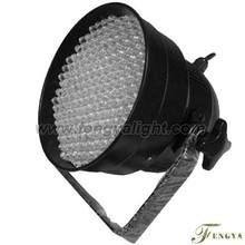 waterproof 183pcs 10mm DMX 7chs ip56 RGB stage light led par can