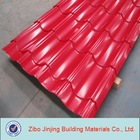Colored Coated Roofing Sheets