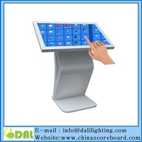 32 inch information lcd Inquiry touch kiosk