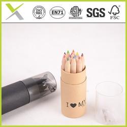 2014 New arrival high quality mini tin pencil box, pass FSC