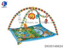 Baby Music Carpet, Handmade Baby Blanket Patterns