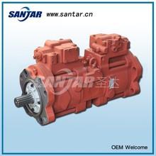 Double Hydraulic Pump for Concrete Pump
