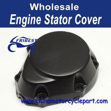 Engine Stator Cover Black Right For Honda CB1300 CB1300SB CB1300S CB1300SF FECHD035
