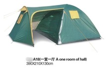1 Bedroom Family Camping tent/Sunshade Tent For A Family Of 3