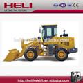 Heli marca retroexcavadora cargadora de ruedas HL920 con CE venta