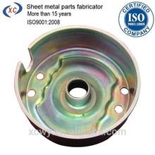 XCWY ISO Certificated custom steel oem sheet metal case