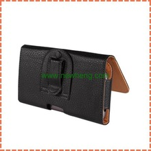 """Universal Belt Clip Leather Case for iPhone 6 Plus 5.5"""""""