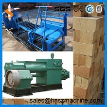 shale,coal slack, fly ash material clay brick making machine for sale