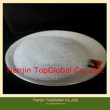 white crystals barium hydroxide in bag making refined sugar