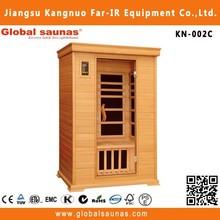 infra-core premium dual mode sauna for sale with tourmaline stones