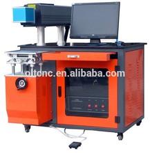 very high-end and high speed handy fiber laser marking machine very high precision