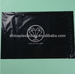 large black mailing bags plastic suitable for men and women's wear delivery benefitting whole world