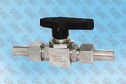 high pressure and temperature ss316 stainless steel Welded ball valve