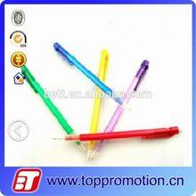 new design high quality customized logo pen