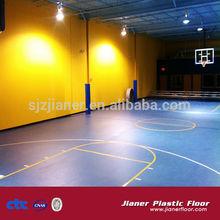Vinyl Flooring PVC Sports Basketball