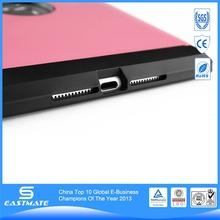 removable belt clip case solid black color plastic hard cover for ipad mini